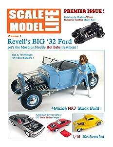 Scale Model Life: Building Scale Model Kits Magazine (Volume 1)