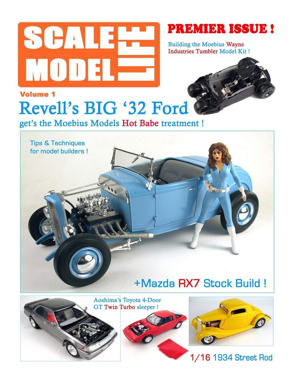 Scale Model Life: Building Scale Model Kits Magazine: Volume 1: Amazon.es: Bruce Kimball: Libros en idiomas extranjeros