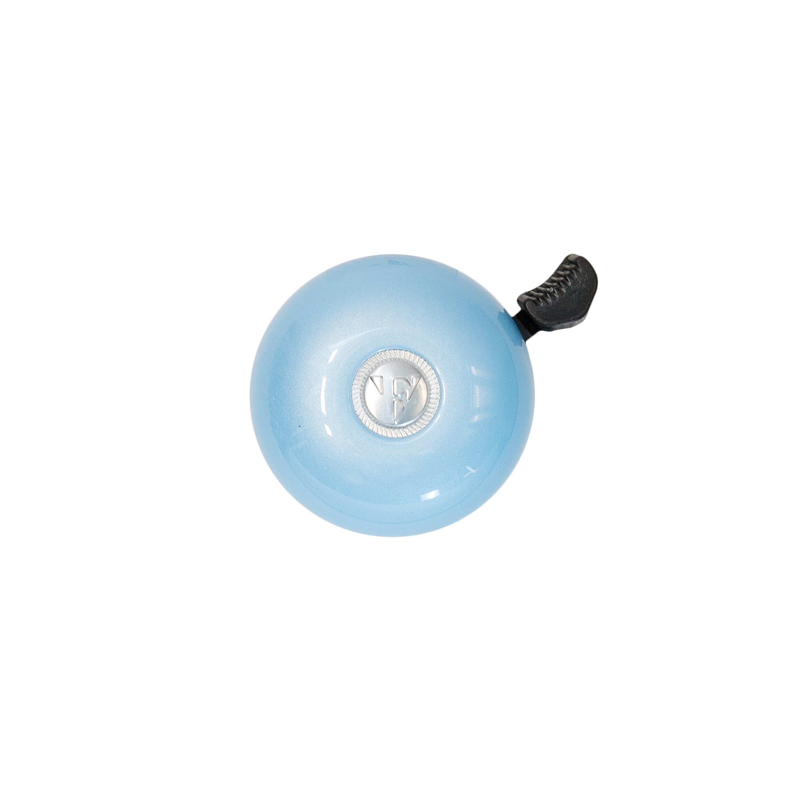 Firmstrong Classic Beach Cruiser Bicycle Bell, Baby Blue