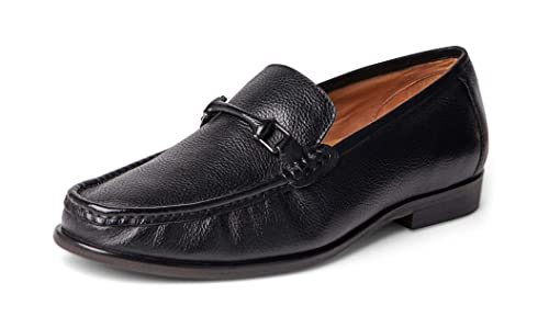 c9836e29d9c Carlos Santana MILAGRO Classic Bit Loafers in Full Grain Leather  Comforatble and Luxury (7.5 D