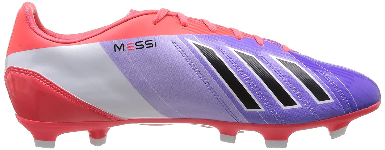 Adidas F10 TRX FG Messi Mens Soccer Boots Cleats - Multi Colour-Purple-7   Amazon.ca  Shoes   Handbags 659b391dede