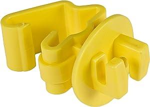 Zareba ITY-Z Standard Snug-fitting T-Post Insulator, 25 per Bag