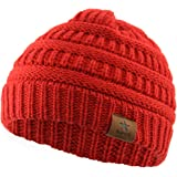 166aee9a4fb1 Durio Soft Warm Infant Toddler Winter Beanies Hats Thick Knitted Caps Baby  Beanies for Boys Girls