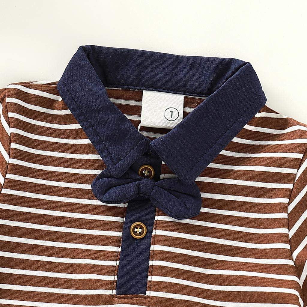 Garçons Rouge Polo Shirt Âge 9-12 mois