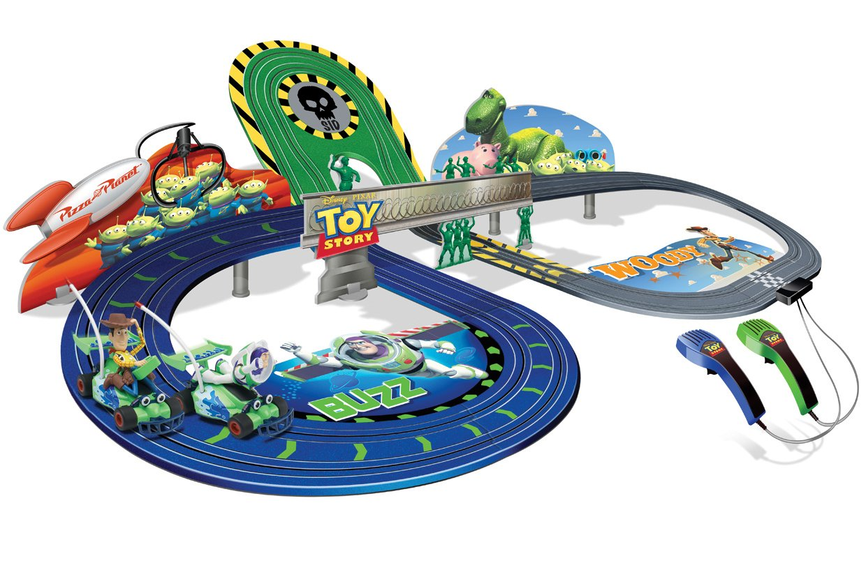 Toy story slot cars casino royale james bond film