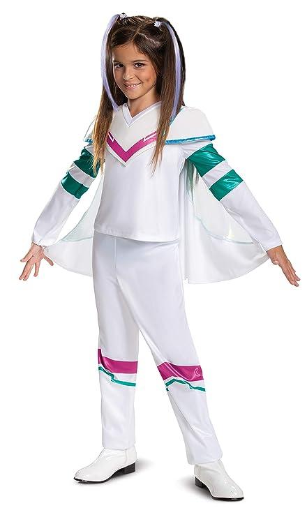 Amazon com: Sweet Mayhem Classic Costume White: Toys & Games