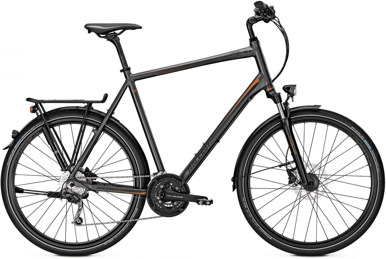 Raleigh Bicicleta de trekking Rush Hour 4.0 XXL Hombre 28 27 g ...