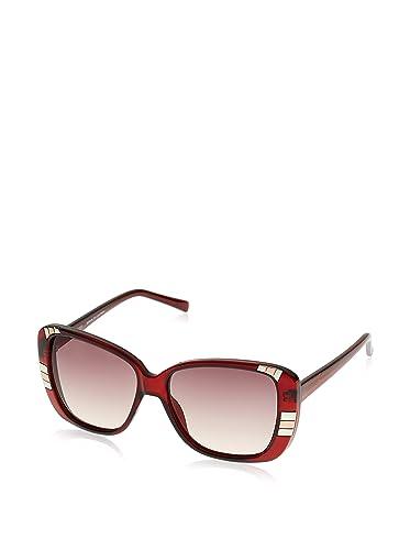 Guess Gafas de Sol GU7271 (57 mm) Burdeos