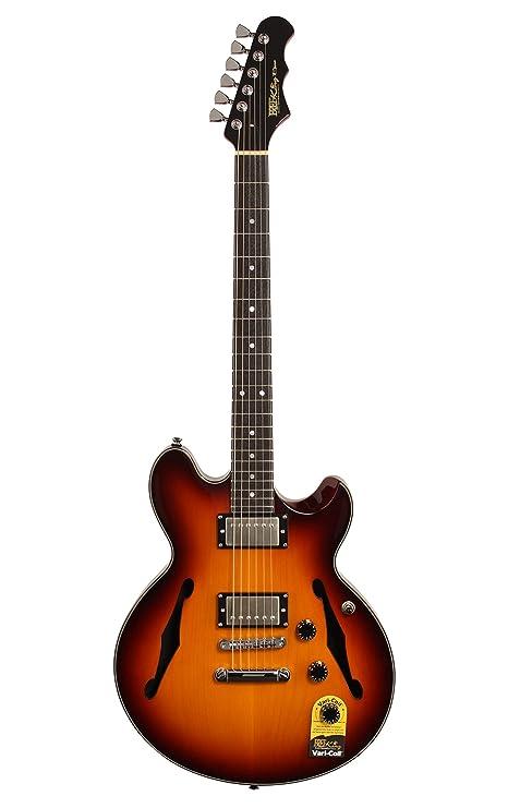 Black Label Elise King trastes Guitarra - Tobacco Sunburst ...