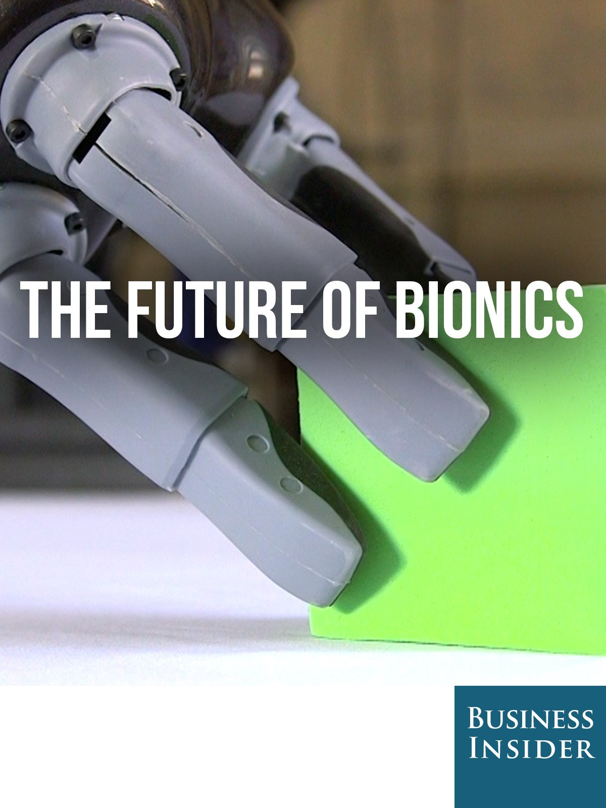 The Future of Bionics