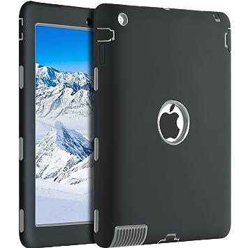BENTOBEN Carcasa iPad 2 iPad 3 iPad 4 Carcasa para iPad 2 ...