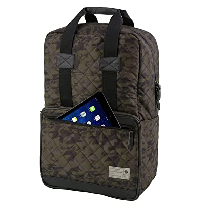 HEX Convertible Backpack (Regiment Quilted Camo - HX2032-QTCM)