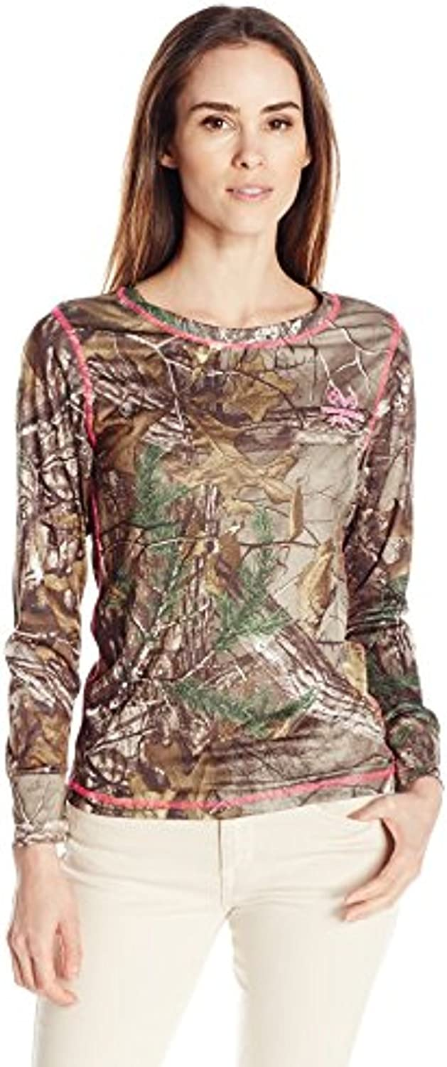 Realtree Women's Interlock Baselayer Thermal Top
