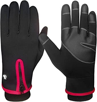 Winter Sports Gloves Neoprene Outdoor Touch Screen Thermal Ski Anti-wind//water