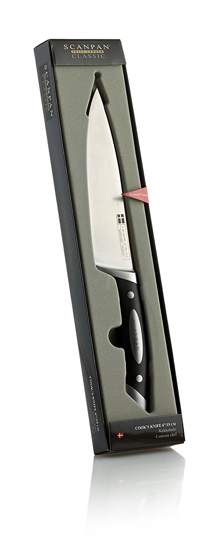 Amazon.com: Scanpan Classic Cutlery - Cuchillo de cocina de ...