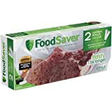 "FoodSaver 2 rolls of 11""x16'"