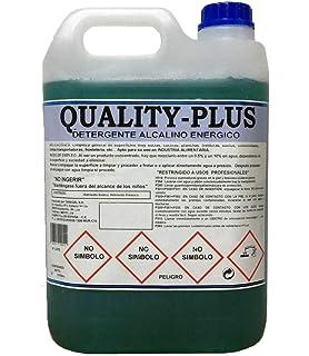 """CE Quality-Plus DESENGRASANTE SÚPER-Concentrado Energético.""""Especial para COCINAS Y Suelos"""