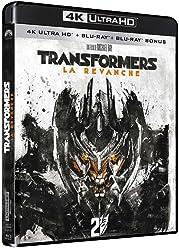 Transformers 2 - La revanche [4K Ultra HD