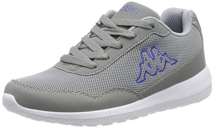 Kappa Follow Sneakers Damen herren Unisex Grau/Blau