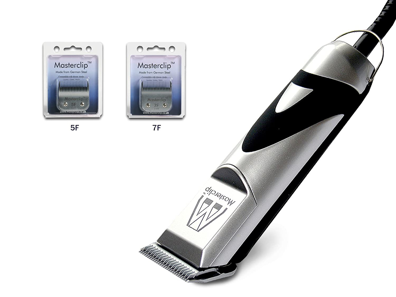 Masterclip Ultimate Dog Clippers Clipper Grooming Set