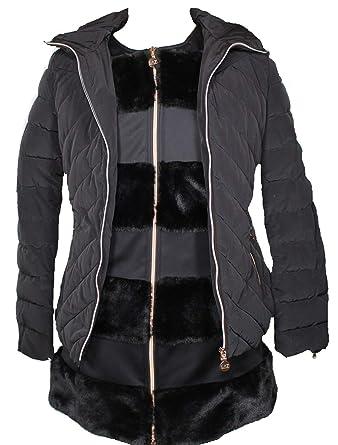Emporio Armani Ea7 6ZTL04 TNG9Z Veste Femmes  Amazon.fr  Vêtements et  accessoires 7a03c90a725
