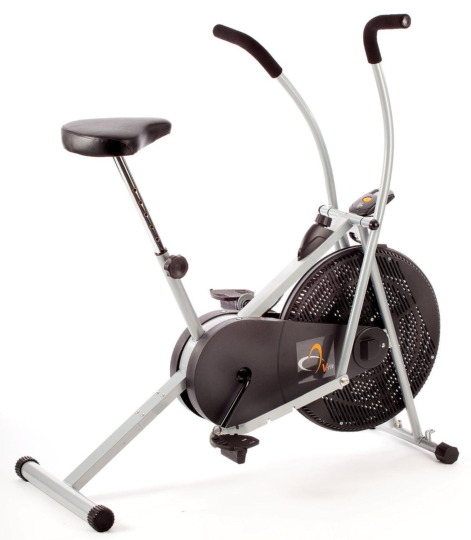 V-Fit ATC1 Air Cycle - Bicicleta estática: Amazon.es: Deportes y ...