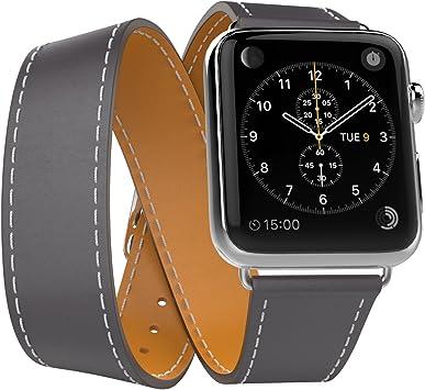 MoKo Correa para Apple Watch SERIES 2 / 1 38mm: Amazon.es: Electrónica