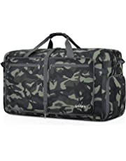 Gonex 100L Foldable Travel Duffel Bag, Over-Sized Luggage Travel Duffle Water Repellent