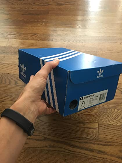adidas Originals Women's Superstar Sneaker Order half size down