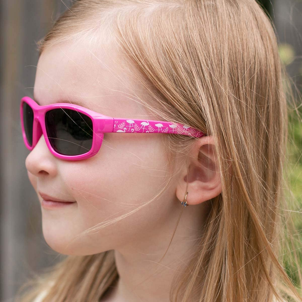 JAN /& JUL Baby Toddler Kids UV-400 Polarized Sun-glasses