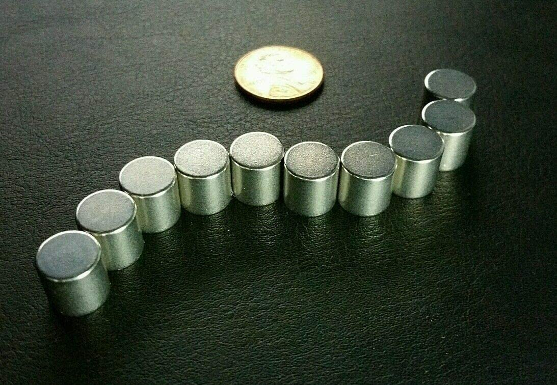 MB-THISTAR 300 pc 3mm x 1.5mm Disc Rare-Earth Neodymium Magnets Magnet 1//8 inch x 1//16 inch