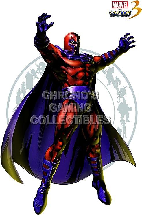 Amazon.com: CGC enorme cartel – Marvel vs Capcom 3 hsien-ko ...