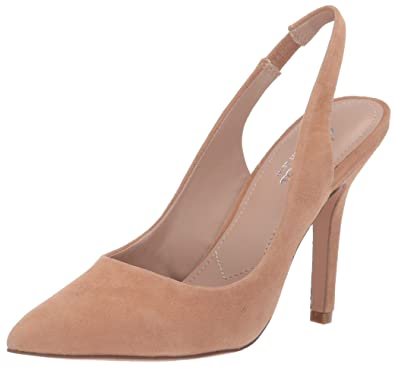 b0d4459d12 CHARLES BY CHARLES DAVID Women's Madalyn Slingback Pump Nude 5 ...