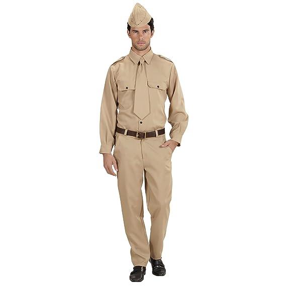 WIDMANN S.R.L. WW2 Soldado Traje Grande para el Ejército Militar ...