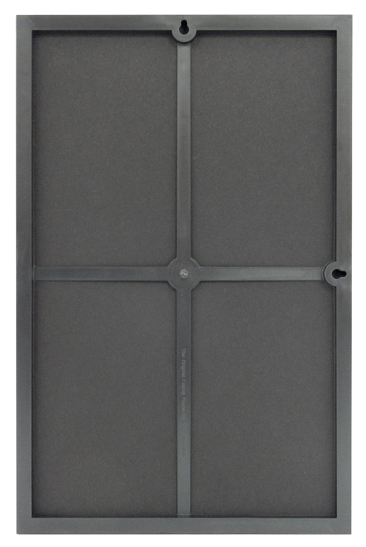 65703 MCS 8x8 Inch Format Frame 6-Pack Black