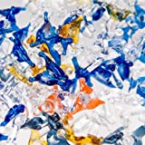 100 Piece - Premium Hand-Blown Glass Jax Screens