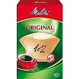 Melitta 17808.7 filtri per caffe ricambi, 1 pacchetto da 80 filtri