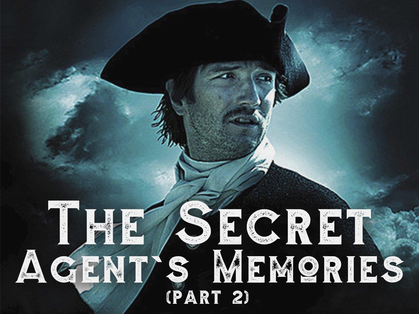 The secret service agent's memories on Amazon Prime Video UK