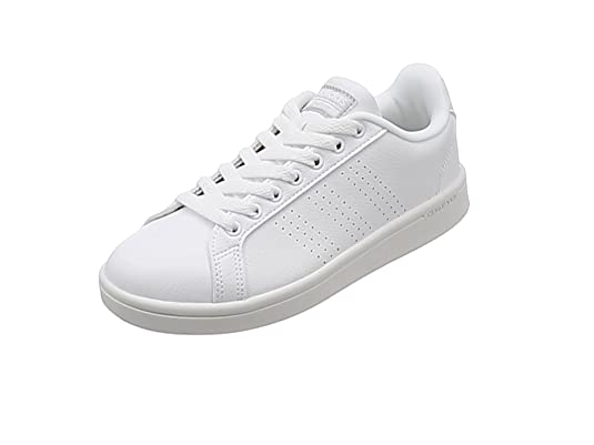 check out e2176 1a7ba adidas CF Advantage Cl W, Scape per Sport Outdoor Donna, Bianco  Ftwwht Silvmt