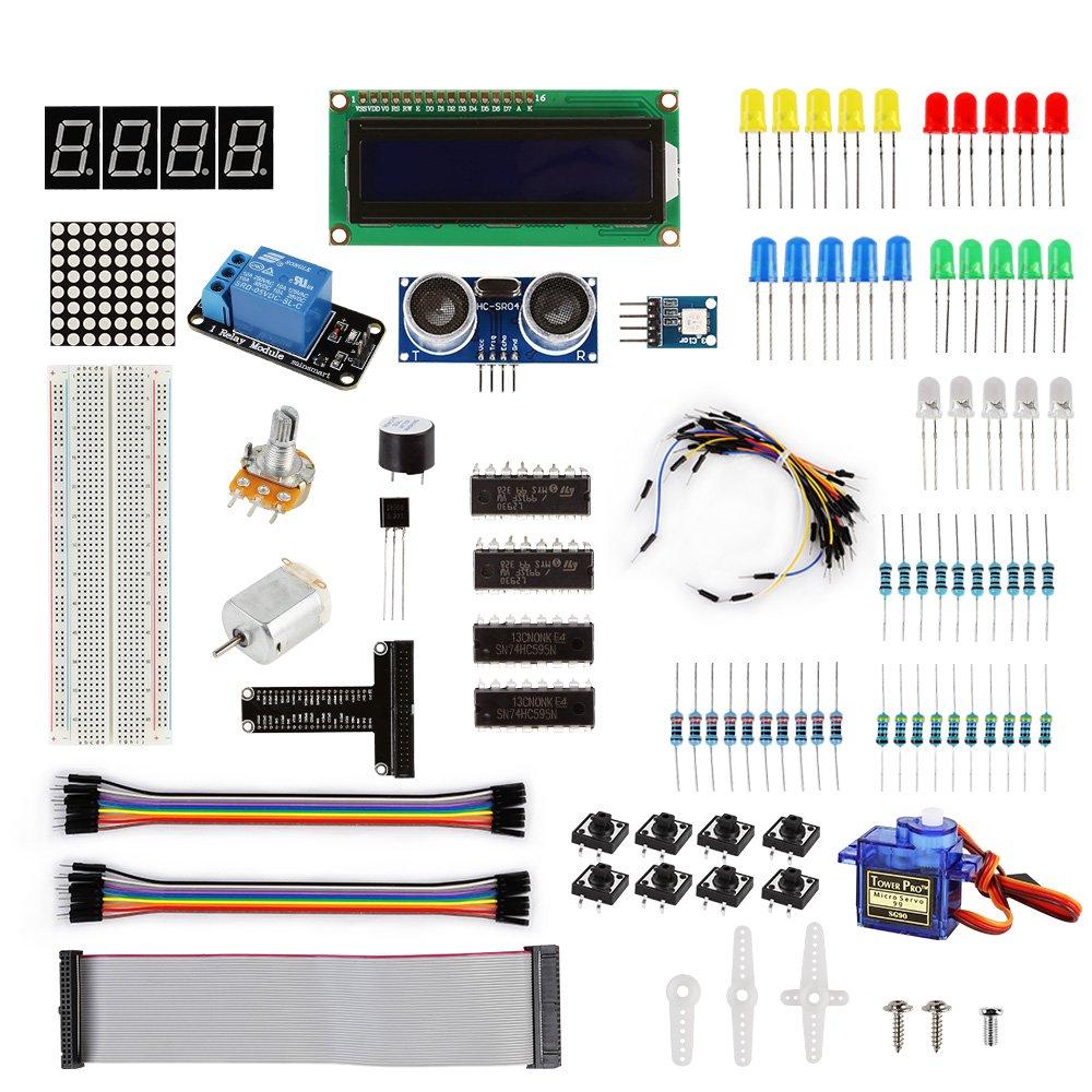 SainSmart GPIO DIY Basic Starter Kit de Aprendizaje para ...