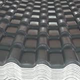 Generic ASA Synthetic resin roof tiles