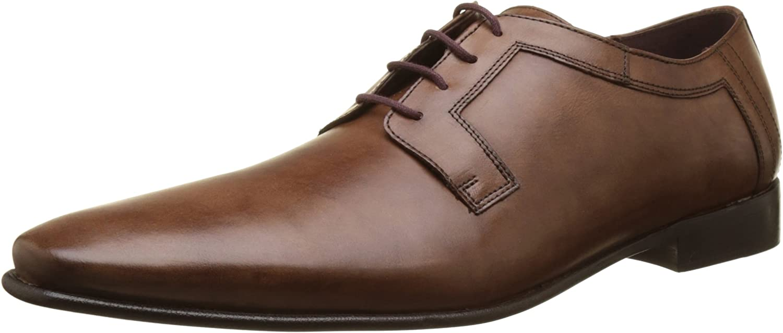 TALLA 40 EU. Le Formier Mitford45, Zapatos de Cordones Derby para Hombre