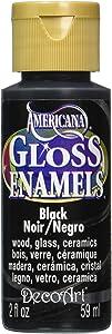 DecoArt DAG67-30 Gloss Enamel Paint, Multicolor
