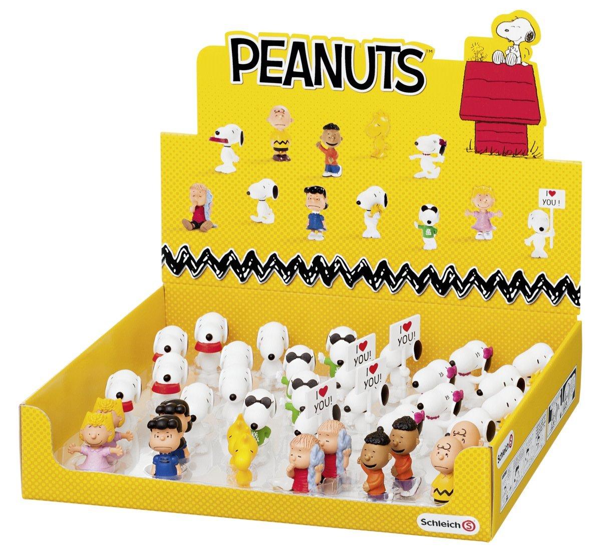 1x36 Schleich Peanuts sortiert im Thekendisplay 22013