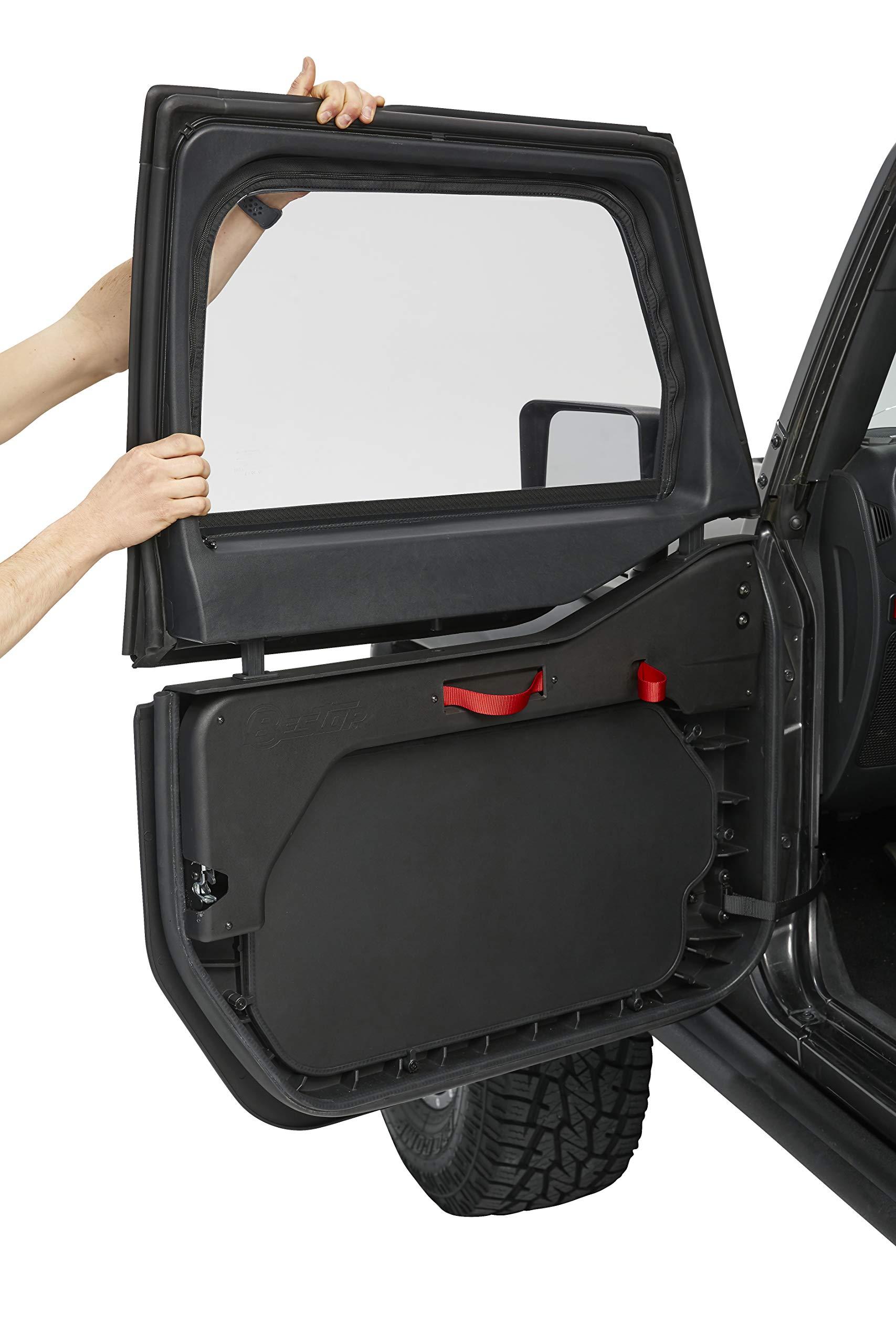 Jeep Genuine Accessories 82212132 Front Upper Half Door Window