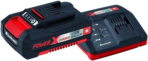 14 opinioni per Einhell Starter Kit batteria e caricabatterie Power X-Change (ioni di litio, 18