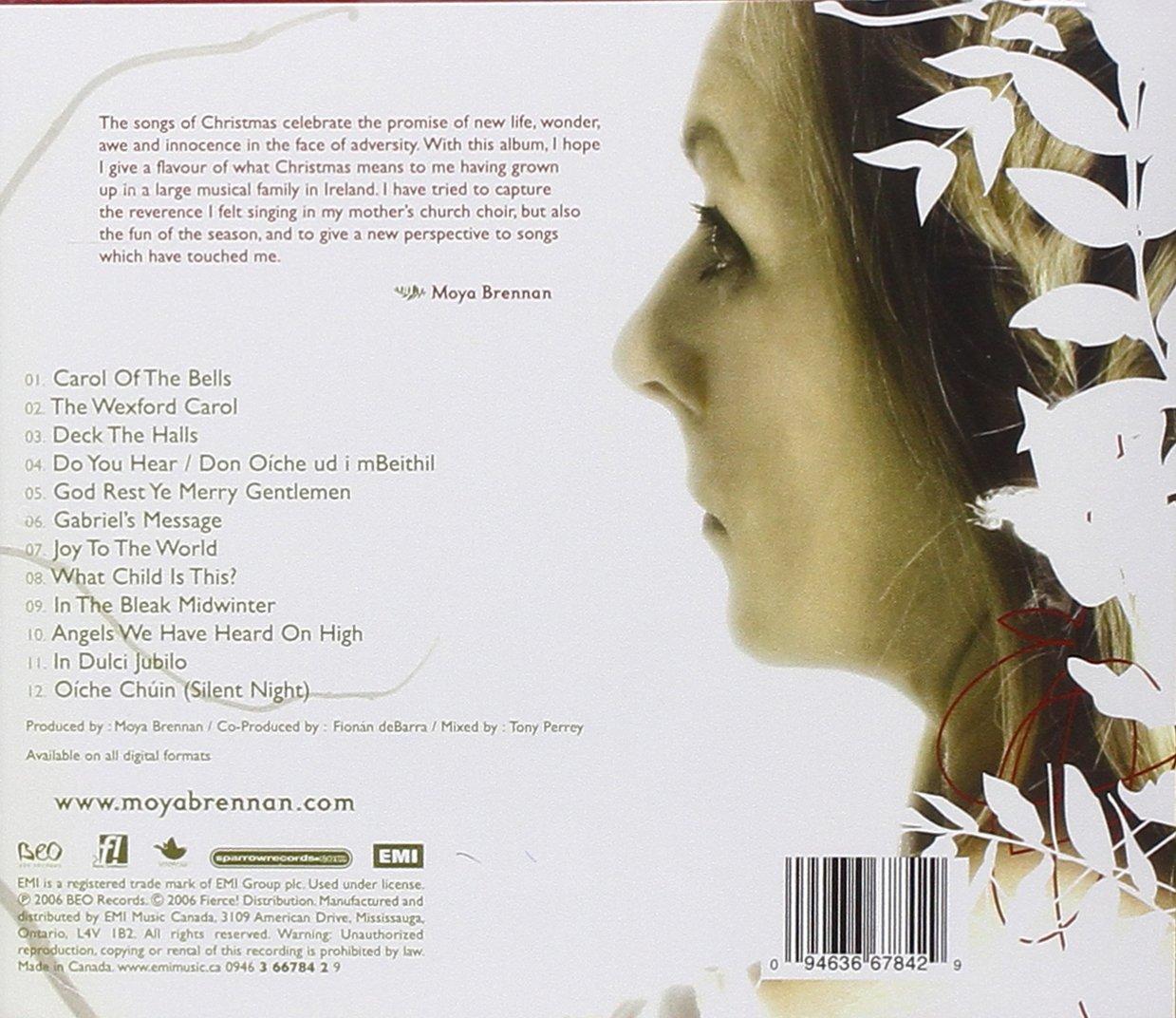 Moya Brennan - An Irish Christmas - Amazon.com Music