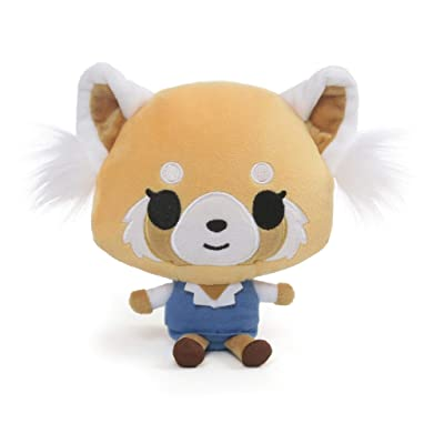 GUND Aggretsuko Happy, 7: Toys & Games