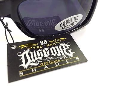 Dyse One Shades Impala Money Skull Smiley Black Sunglasses ...