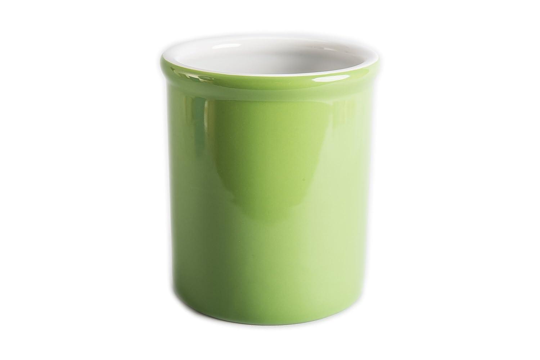 BIA Cordon Bleu Seasons 6.5-Inch Utensil Holder, Grass Green